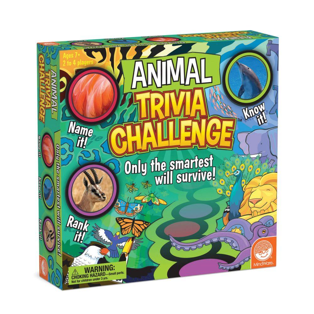 Animal Trivia Challenge From MindWare