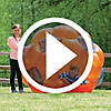 Inflatable Tumbler Video Thumbnail 1