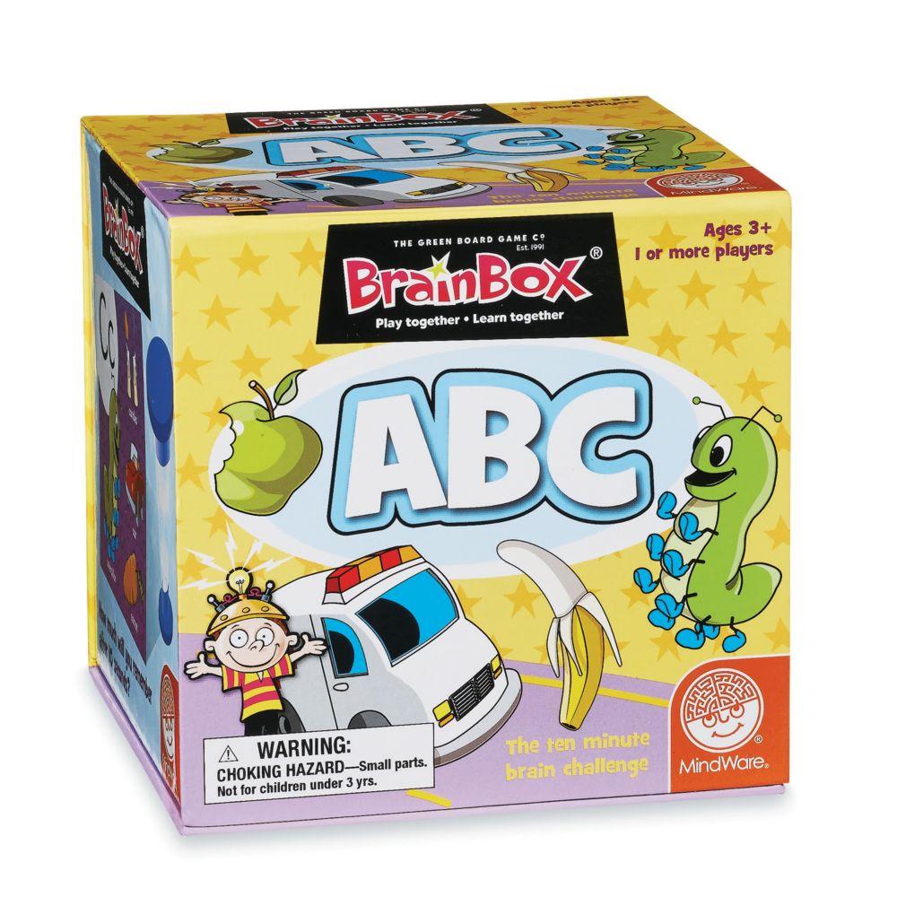 Brainbox - Early Lrn: Abc From MindWare