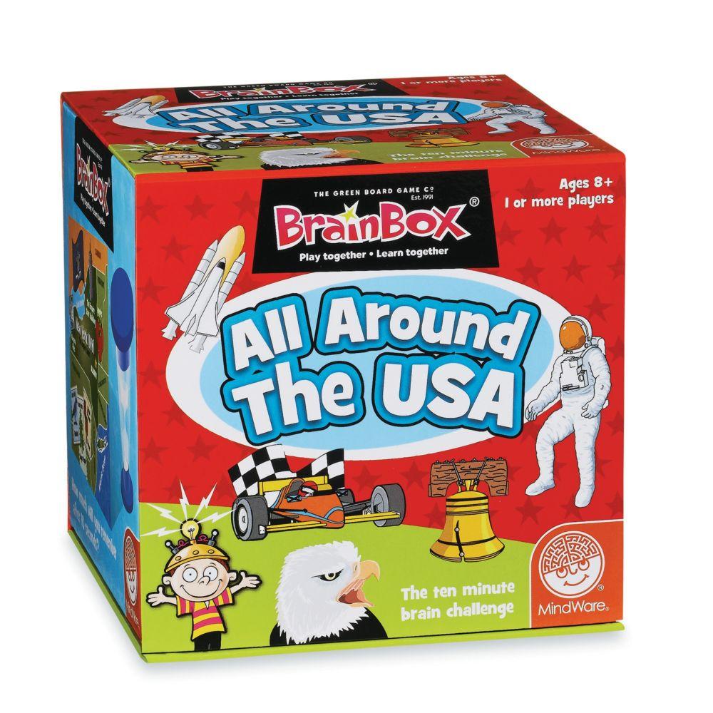 Brainbox - H&g: All Around The US From MindWare