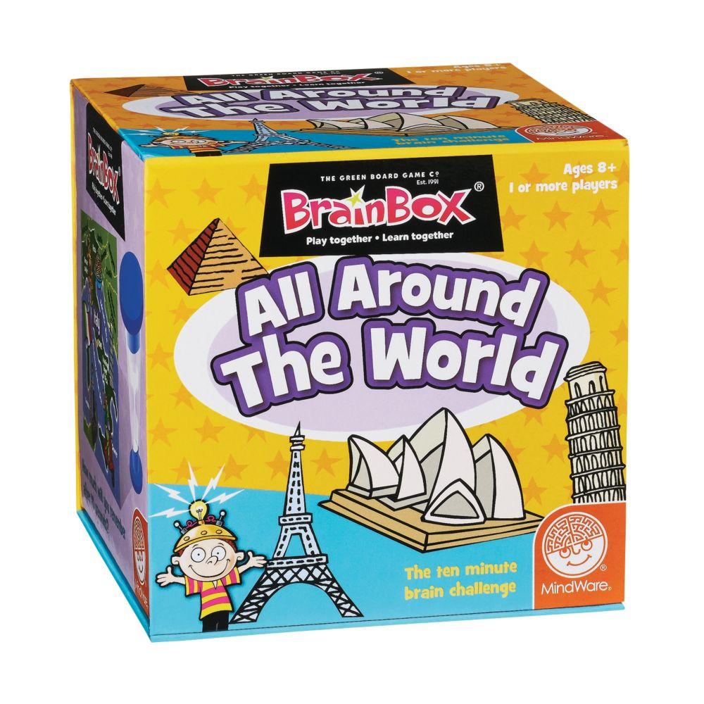 Brainbox - H&g: All Around The World From MindWare