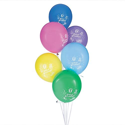 Latex Balloons And Party Supplies To Decorate For Birthdays Events