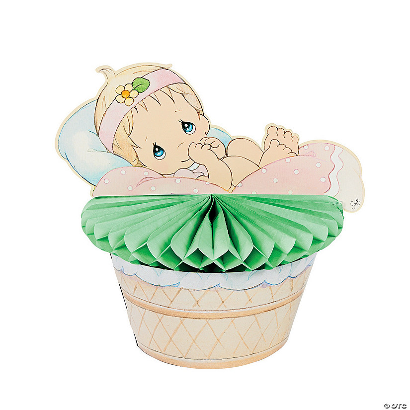 Precious Moments Baby Shower Centerpiece Discontinued