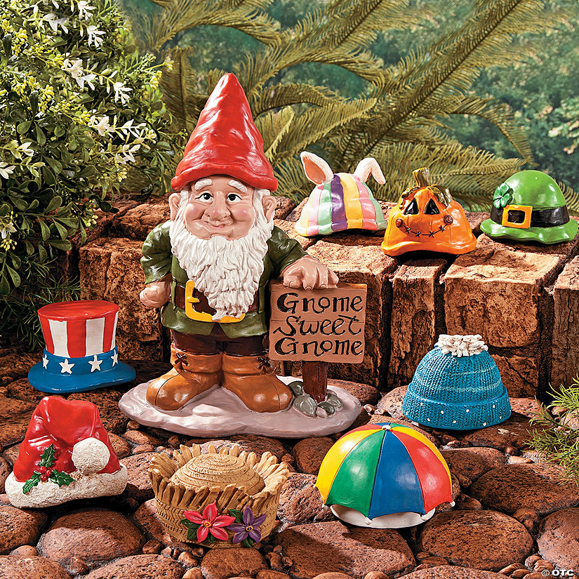 Garden Gnomes On Sale: Gnome Greeter Collection