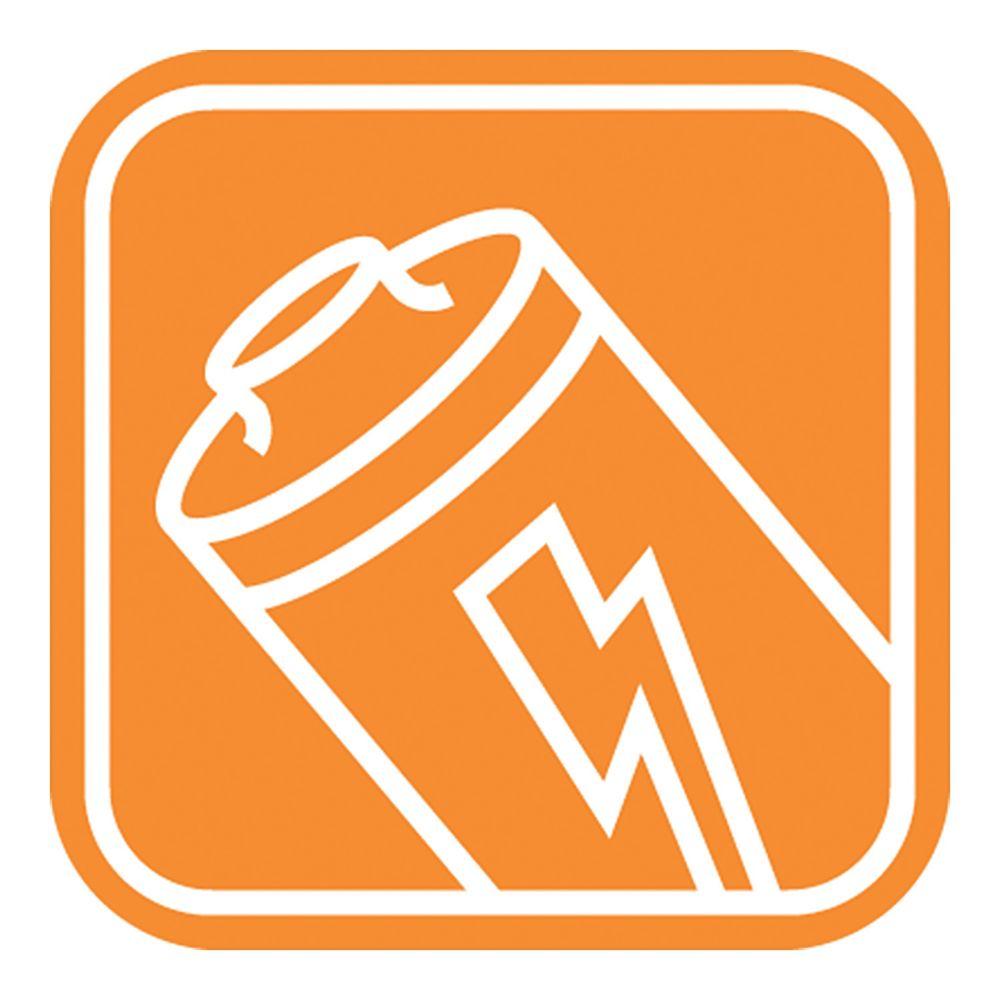9-Volt Alkaline Battery From MindWare