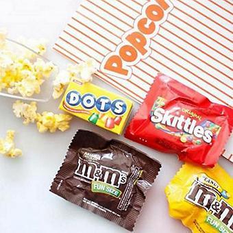 popcorn candy bar