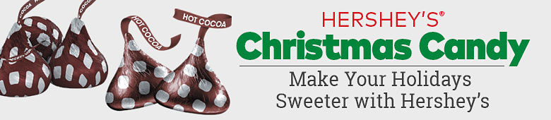 Hershey's Christmas Candy. Make your holidays sweeter with Hershey's