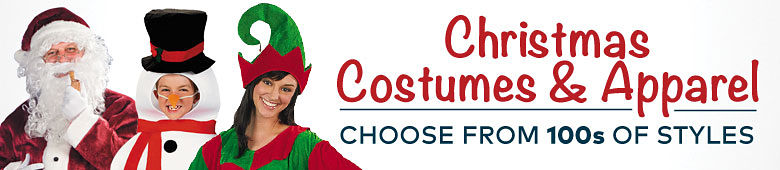 Christmas Costumes & Apparel