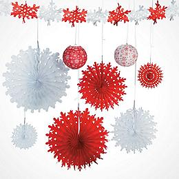 Wholesale Christmas Shop Decorations