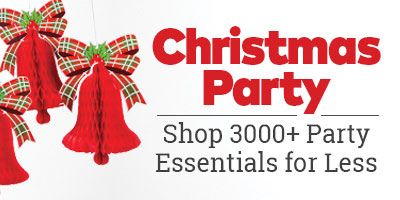 Christmas Party - Shop 3000+ Party Essentials for Less