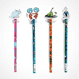 Dr. Seuss? Pencils with Topper