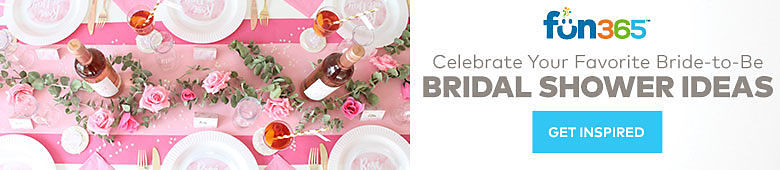 Celebrate Your Favorite Bride-to-Be Bridal Shower Ideas - Get Inspired