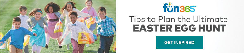 Fun365 - Tips to Plan the Ultimate Easter Egg Hunt