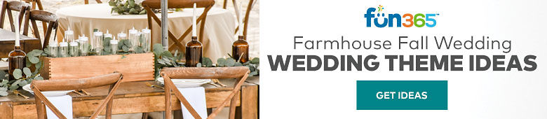Farmhouse Fall Wedding - Wedding Theme Ideas - Get Ideas