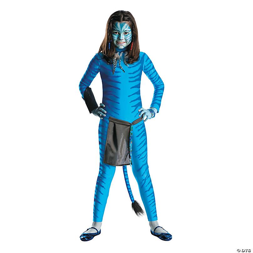 Avatar Neytiri Girls Halloween Costume Oriental Trading