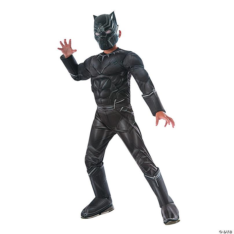 Marvel/'s Captain America Civil War Kids Deluxe War Machine Muscle Chest Costume