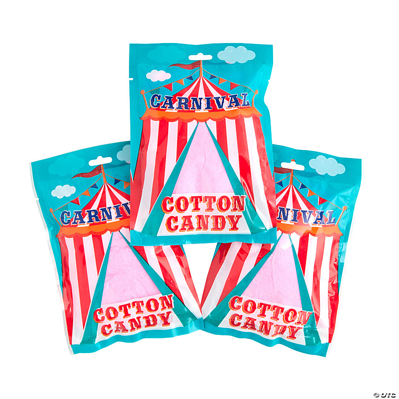 School,Favor 96 Popcorn Paper Bags red and white striped background Carnival