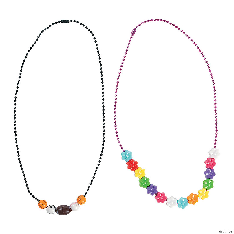 End of Day Necklace chain of beads Multicolored beaded chain boho handwired rainbow color necklace Long colorful bead necklace