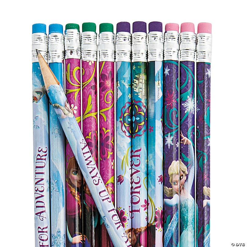 12 x Disney Finding Dory Pencils for party bags