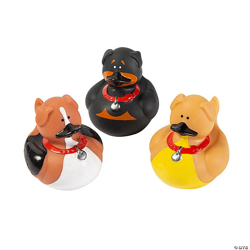 Dog Rubber Duckies Oriental Trading
