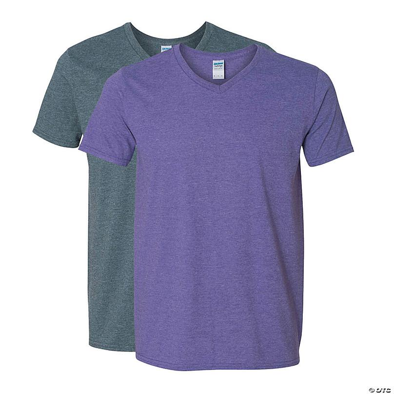 Gildan Softstyle Jersey V Neck T Shirt