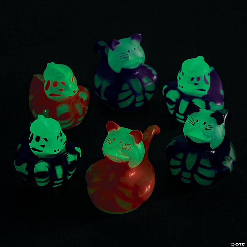 Halloween Accessoire Nouveauté Glow in the Dark globes oculaires 10PCS