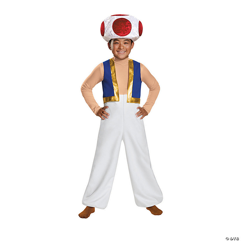Super Mario Brothers Deluxe Treat Bag