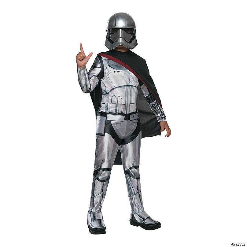 Stormtrooper 3 Sizes Star Wars Child Deluxe Costume Force Awakens