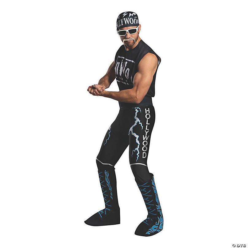Men's WWE Hollywood Hulk Hogan Costume - Extra Large
