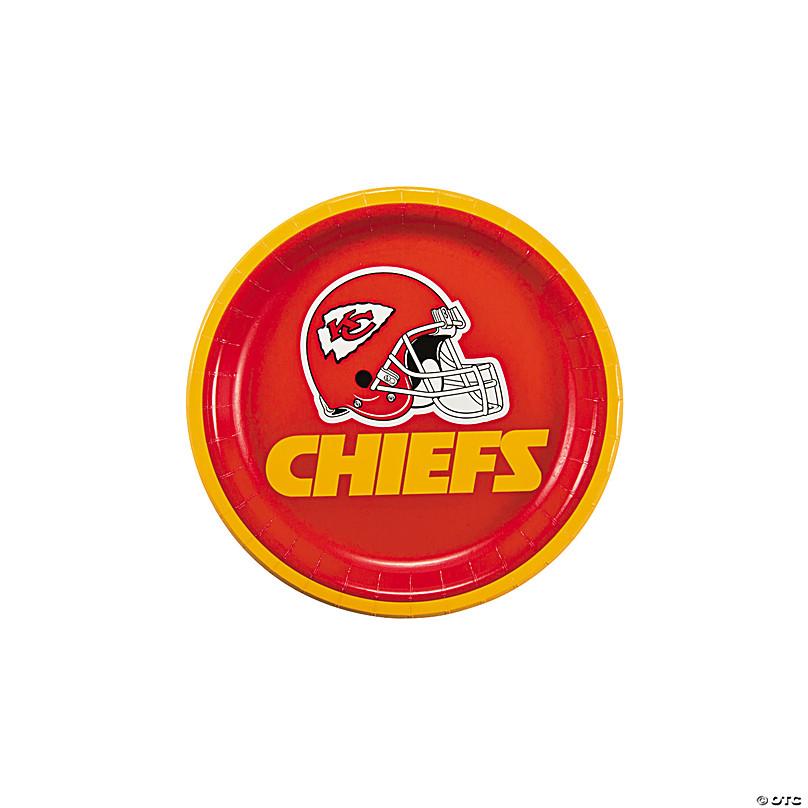 3 ct Kansas City Chiefs Plastic Tablecloths Tablecovers Toys ...