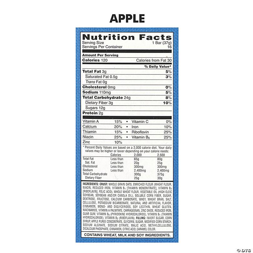 NUTRI-GRAIN Soft Baked Breakfast Bars