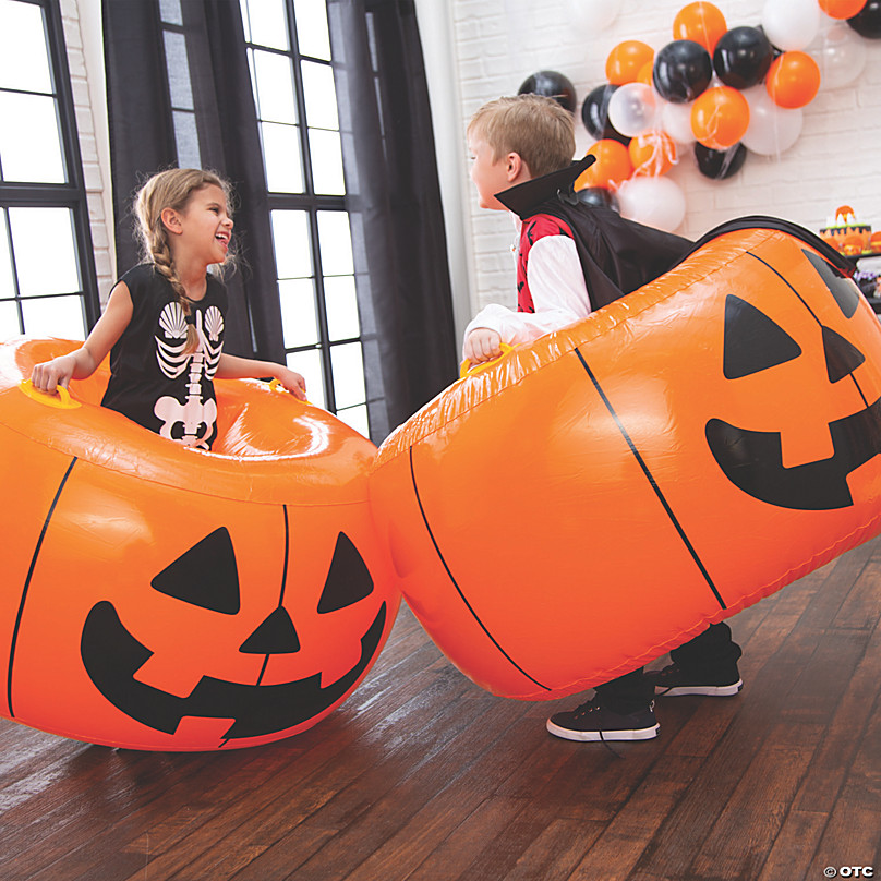 #1 Hand Orange Inflatable Party Decoration Supplies