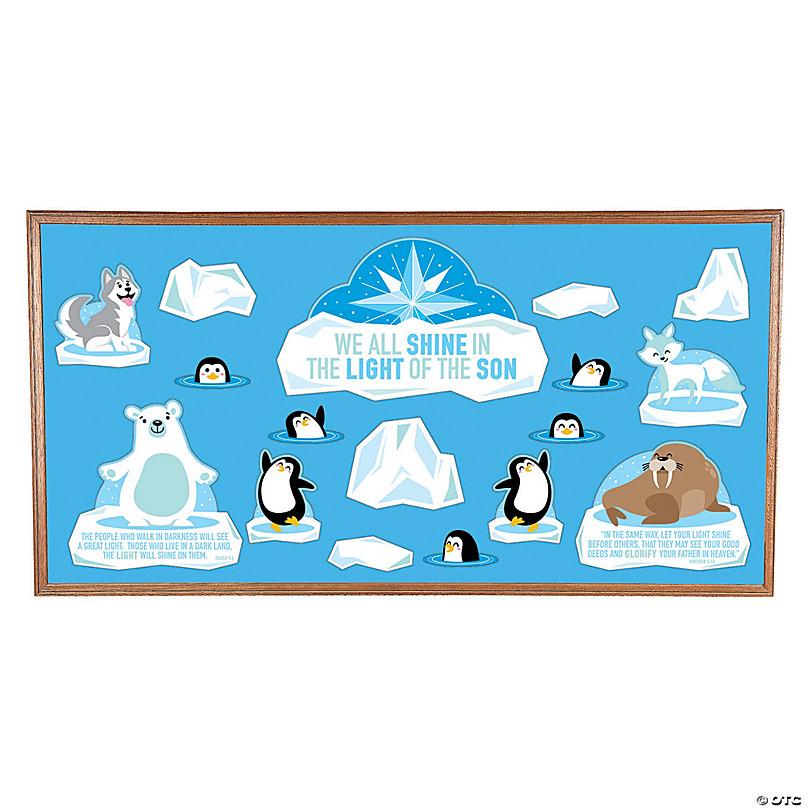 Winter Bulletin Board Supplies Oriental Trading Company