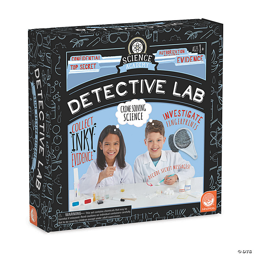 Science Academy Detective Lab Mindware