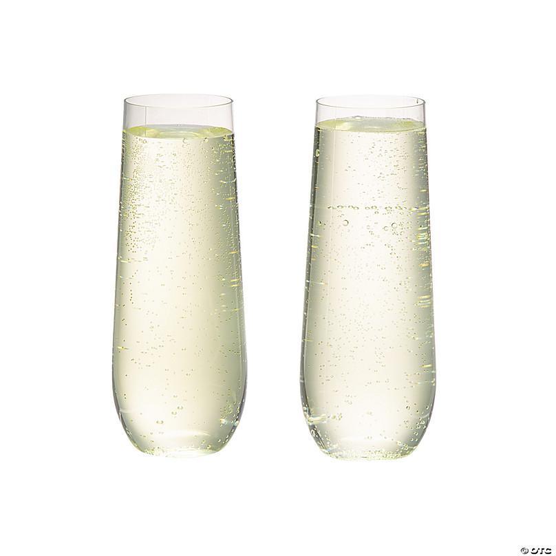 Champagne Glasses Flutes Oriental, Glass Champagne Flutes Bulk
