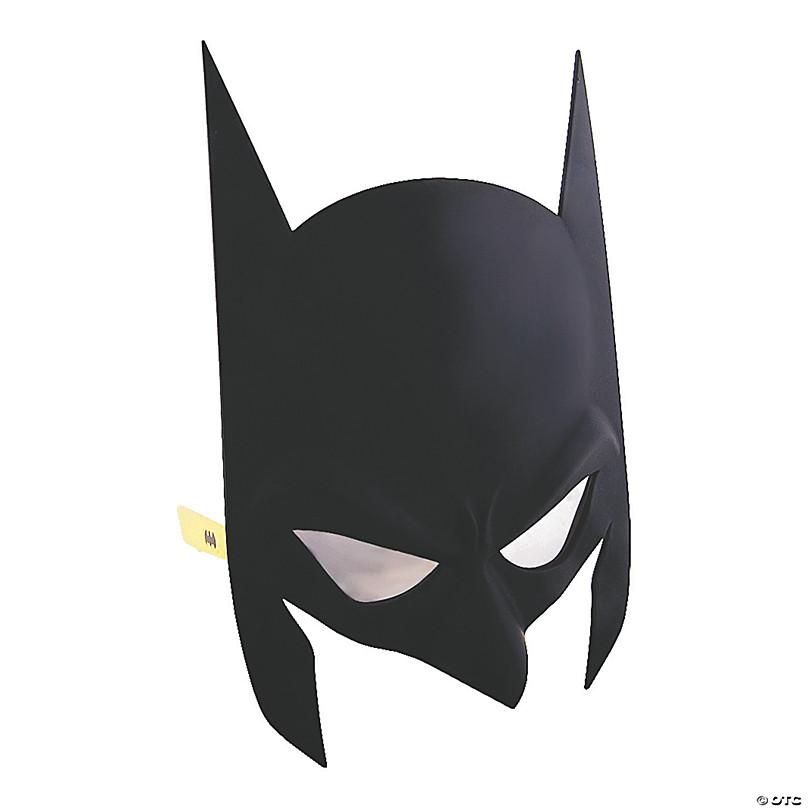 DC SUPERHERO COSTUME GLASSES MASK SUN-STACHES BATMAN CATWOMAN ROBIN SUPERMAN