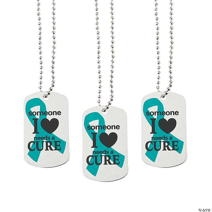 6 Pair TEAL AWARENESS RIBBON SHOELACES ovarian cervical cancer FUNDRAISERS favor