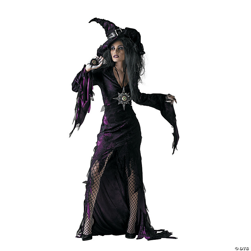 Halloween Costumes 2020 Witches Teen Girl's Junior Sorceress Witch Costume | Oriental Trading