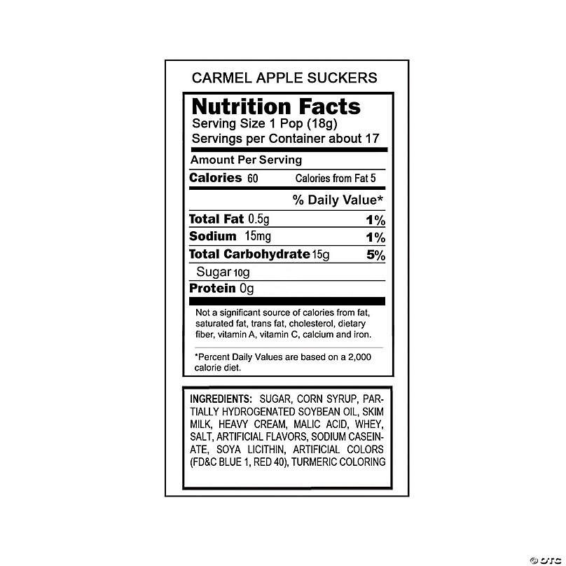 Tootsie Caramel Apple Orchard Pops Assortment 24 Pc Oriental Trading