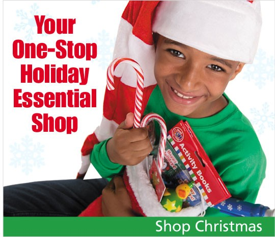 your one stop holiday essential shop shop christmas