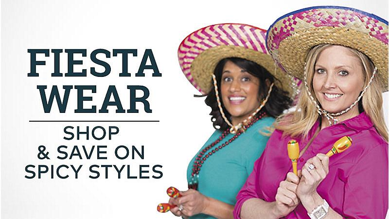 Fiesta Wear - Shop & Save on Spicy Styles