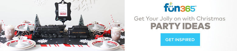 Fun365 - Get Your Jolly on with Christmas Party Ideas - Get Inspired