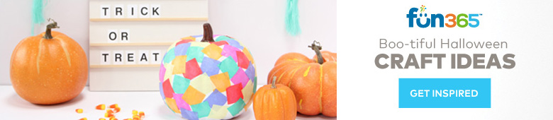Fun365 Boo-tiful Halloween Craft Ideas - Get Inspired