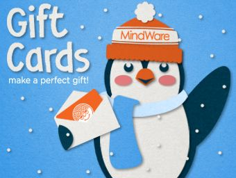 Gift Cards make a perfect gift!