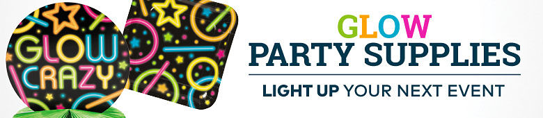 Glow Party Supplies. Light up your next event.
