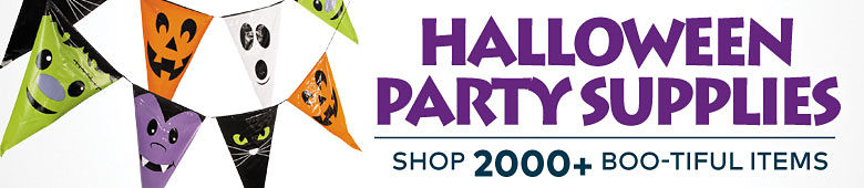 Halloween Party Supplies - Shop 2000+ Boo-Tiful Items