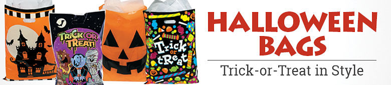 Halloween Bags ¿ Trick or Treat in Style