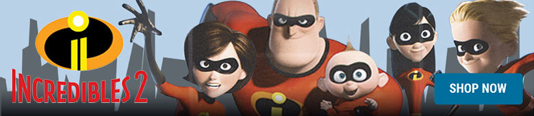 Incredibles 2 - Shop Now