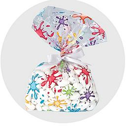 Birthday Favor Bags Goody 469 Total