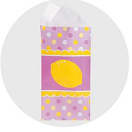 Birthday Party Favor Bags Goody Goodie
